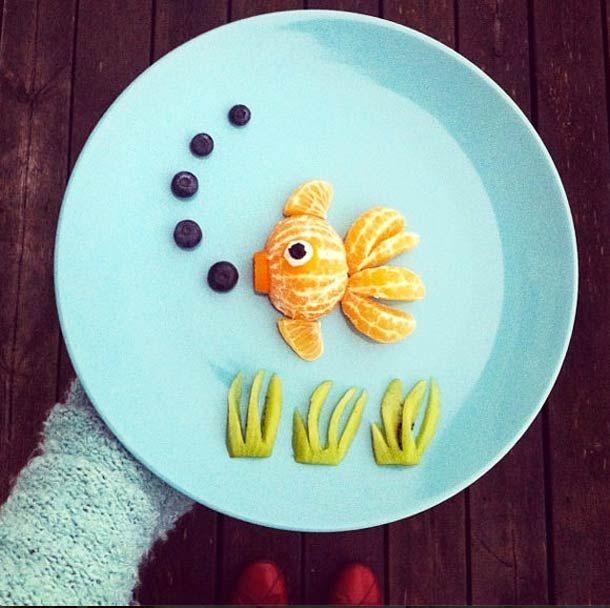 Instagram Breakfast –  creative Food Art by Idafrosk