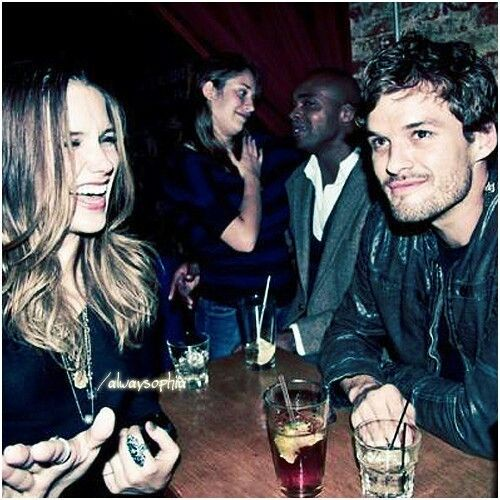 Sophia Bush & Austin Nichols aka Brooke and Julian!!