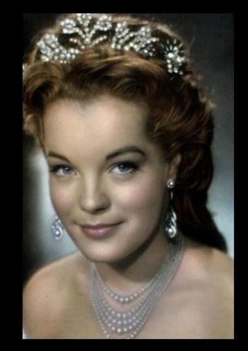Romy Schneider. Princess sissy