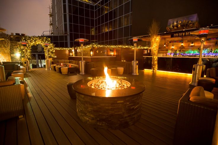 queen of hoxton rooftop bar - Google Search