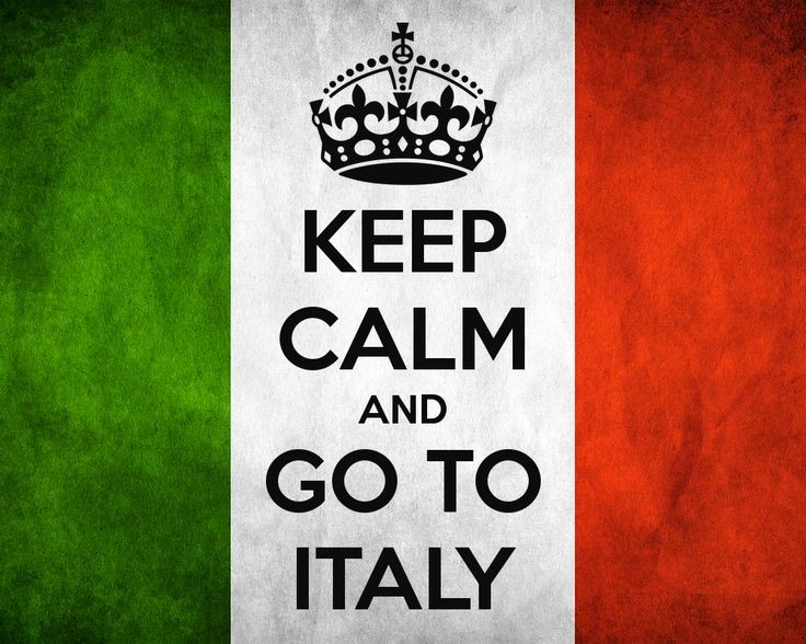 Oh, I will..       i love italy,   lived there------great-----cried when we had to leave for the ststes.