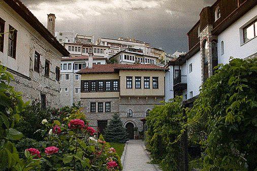 Kastoria old town, Macedonia Hellas
