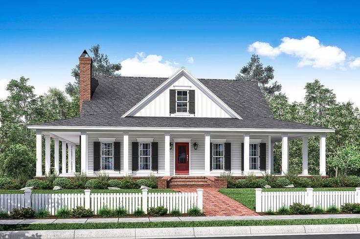 220 best images about farmhouse plans on pinterest modern farmhouse farmhouse plans and. Black Bedroom Furniture Sets. Home Design Ideas