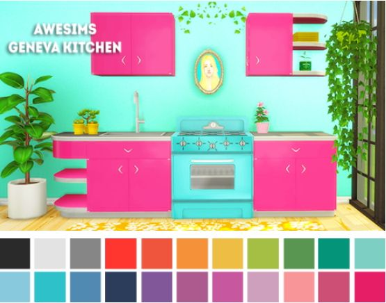 Kitchen Ideas And Colours