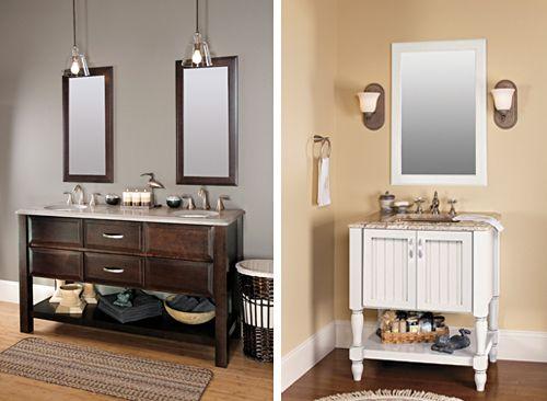 Photos Of New Ideas in Kitchen u Bath Cabinets