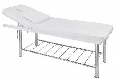 Массажный стол 2-х секционный WB-3376A, 184*67 см. от Gezatone