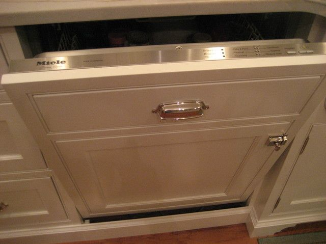 1000 images about dishwasher panel on pinterest wood for Kitchen cabinets that look like furniture