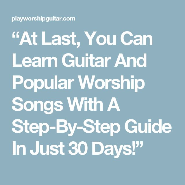 """""""At Last, You Can Learn Guitar And Popular Worship Songs With A Step-By-Step Guide In Just 30 Days!""""#acoustic #electric #bass,45 #bass #fender #fender,35 #guitars,30 #gibson #gibson,20 #black #ibanez #ibanez,15 #electric #used #les #ps4 #rocksmith #keith #rocksmith,+300% #guitar #rocksmith #cigar #diy #most #ukulele #ukulele,+110% #beginner #parlor #kids"""