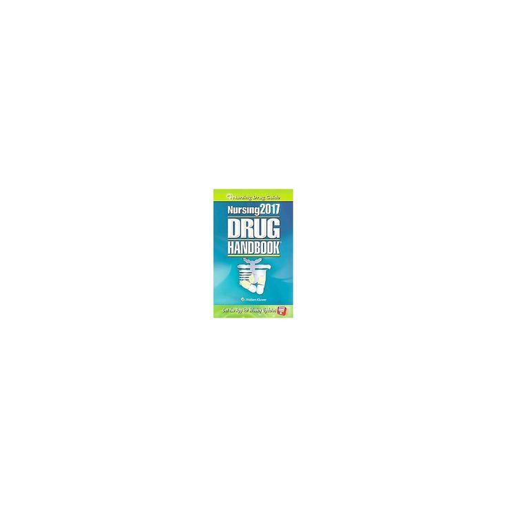 Nursing2017 Drug Handbook ( Nursing Drug Handbook) (Paperback)
