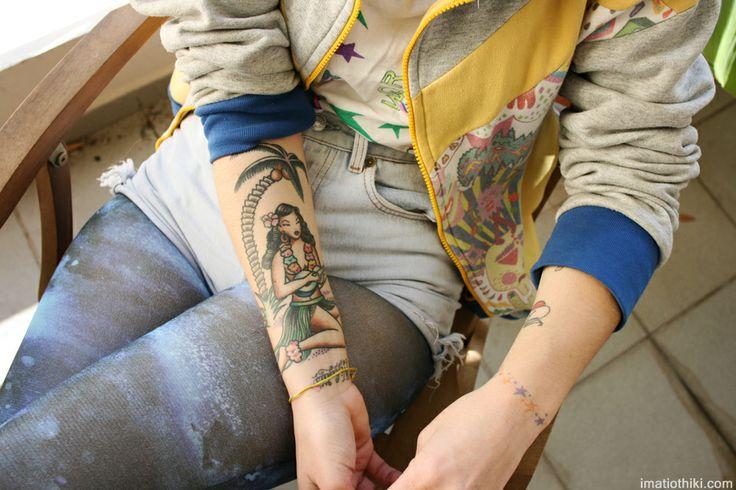 nikki hayia tattoos