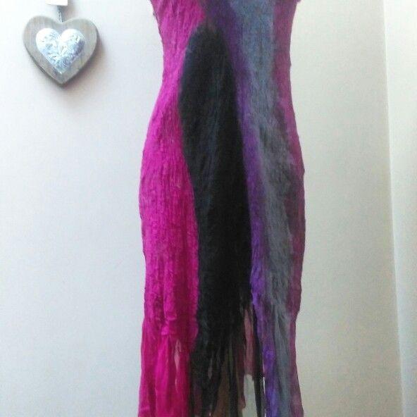 Sukienka na jedwabiu-autor Beata Luty