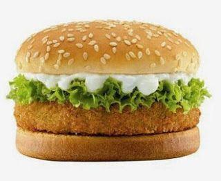 Roadside foodies : Mc Donalds Burger