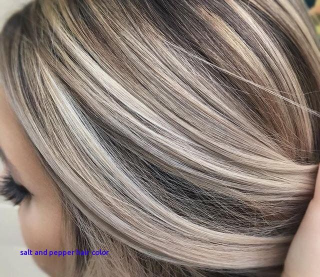 Image Result For Transition To Grey Hair With Highlights Brown