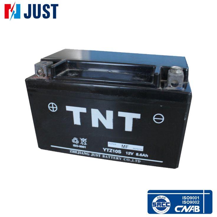 bateria da motocicleta ácido 12v YTZ10S