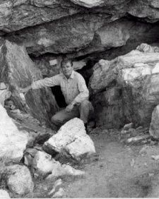 """Here's a True """"Story Behind the Story"""" – an incredible article that was printed back in 1909 in the Arizona Gazette newspaper. Imagine – a great series of ancient caverns and chambers deep in the Grand Canyon."""