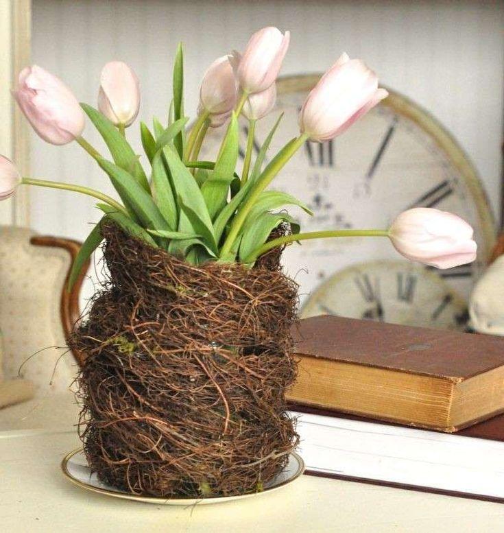 Decorazioni per Pasqua - Decorazioni naturali per Pasqua