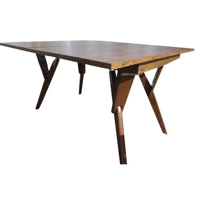 Image Of Vintage Castro Convertible Coffee Dining Table