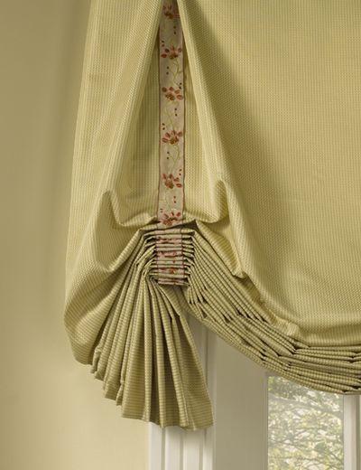 cortina estilo romana