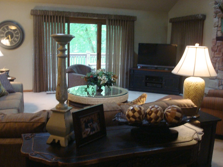 Furniture Placement W Sliders Window Tv Fireplace Furniture Placement Pinterest