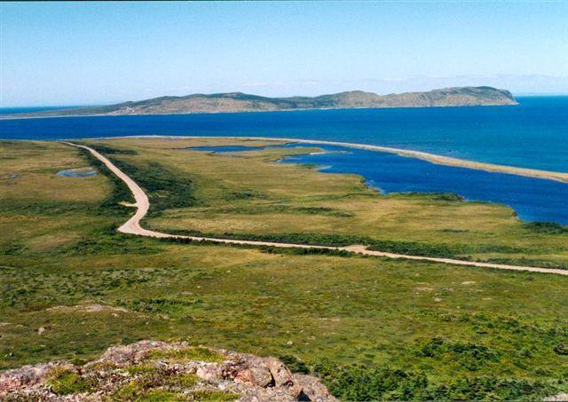 Paysage de Miquelon. ◆Saint-Pierre-et-Miquelon — Wikipédia http://fr.wikipedia.org/wiki/Saint-Pierre-et-Miquelon #Saint_Pierre_and_Miquelon