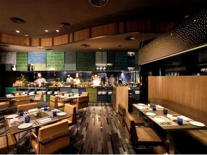 Restaurante do Hotel Crowne Plaza Changi Airport