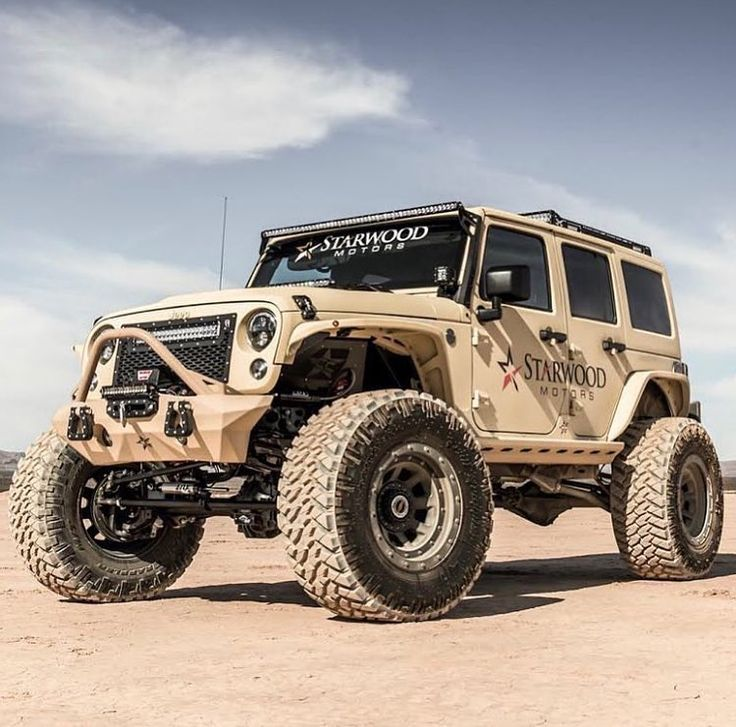 Pin by Smiths on Jeep in 2020 Dream cars jeep, Custom