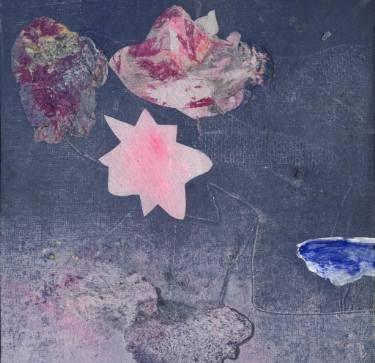 "Saatchi Art Artist ALINA FEDOTOVA; Painting, ""Presentiment. Fiolent sky"" #art"