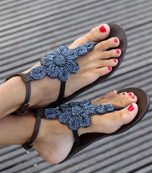 Aspiga fair trade leather sandals - Odeya made by workers with great working conditions and great pay!!