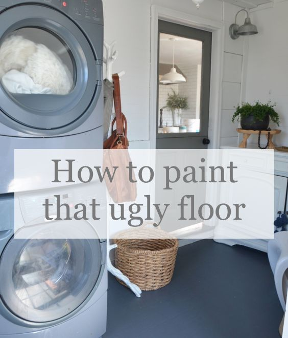 165 best prepare to be floored images on pinterest for Painting over vinyl floor