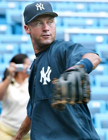 Derek Jeter.: Favorite 3, But, Derek Jeter, Sports Athletic, Favorite Athelet, Things, Handsome Man, Captain, Favorite People