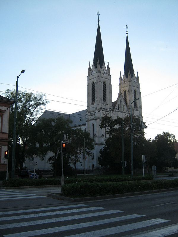 St. Rókus Church - St. Rókus Square, Szeged, Hungary