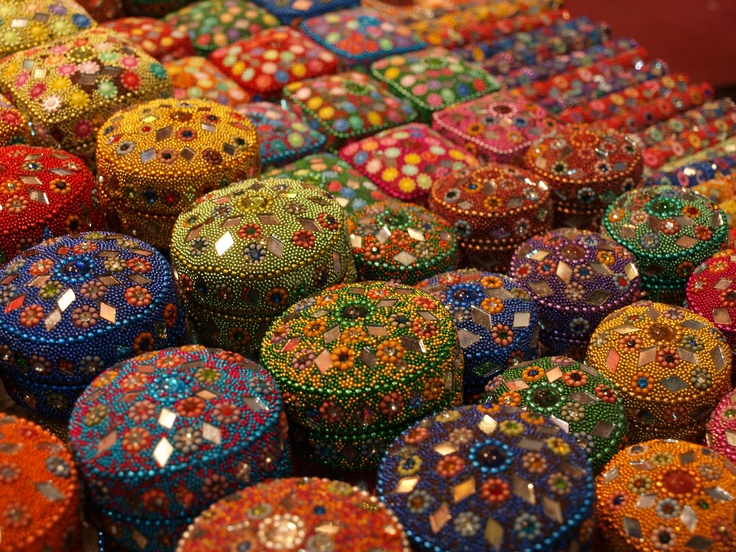 Grand Bazaar, Istambul, Turkey - 2010