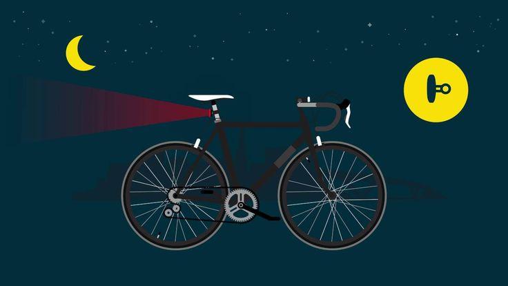 Rätt utrustad cykel - Vätternrundan, Bianchi och Crescent - YouTube