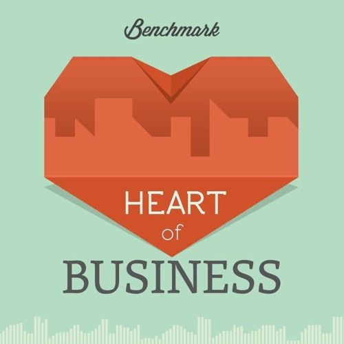 Mark Shapiro: Making His Mark Today As Our One & Only Guest on the Heart of Business by Benchmark Email on SoundCloud