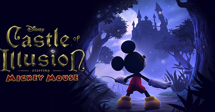 Castle of Illusion starring MIckey Mouse free Disney game app download