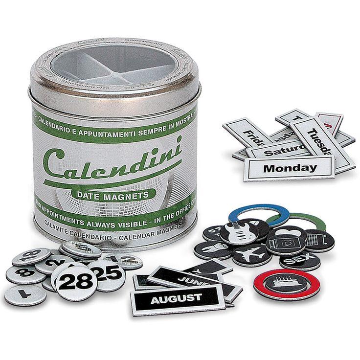 Магнитный календарь Calendini  <3