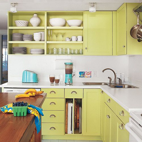 Home Improvement Painting Kitchen Cabinets