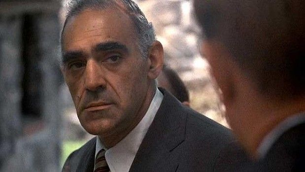 February 24, 1921 to January 26, 2016 Abe Vigoda played mobster traitor Salvatore Tessio in The Godfather and Detective Phil Fish in the 1970s cop sitcom Barney Miller.