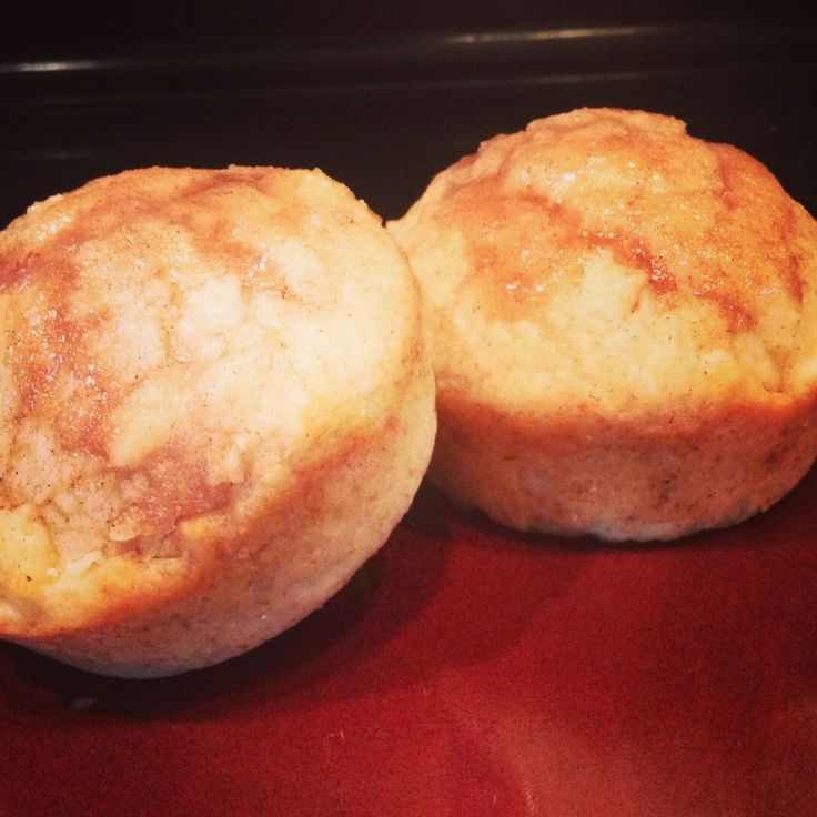 French Toast Breakfast Muffins. Made from scratch and taste amazing. A simple muffin recipe!