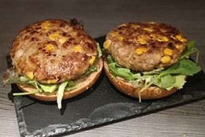mexicaanse hamburger