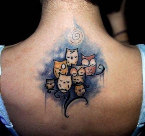 17 melhores ideias sobre tatuagem de flor nas costas no for Nas malcolm x tattoo