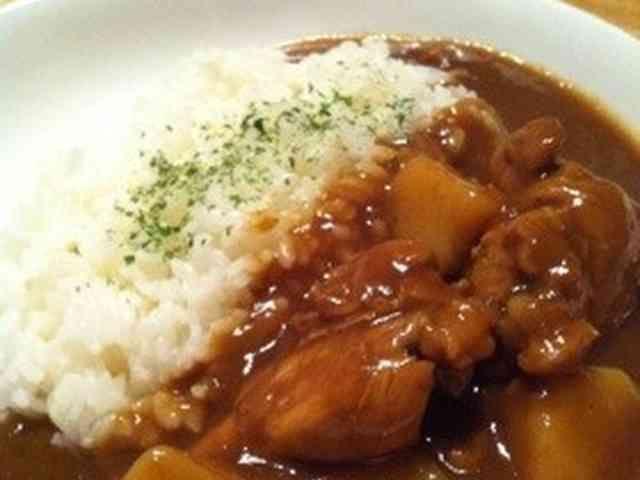 【コンソメスープ→カレー】簡単リメイク!の画像