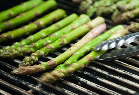 Grilled Asparagus | Food and Drink recipes | Pinterest