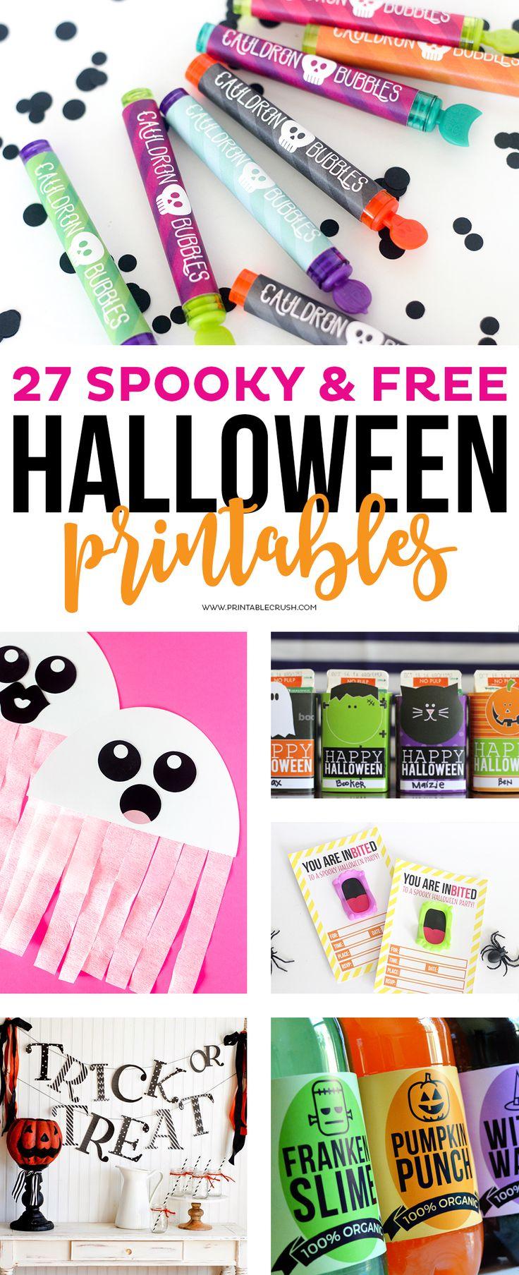 623 best Halloween images on Pinterest