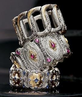 'Konstantino' bracelets