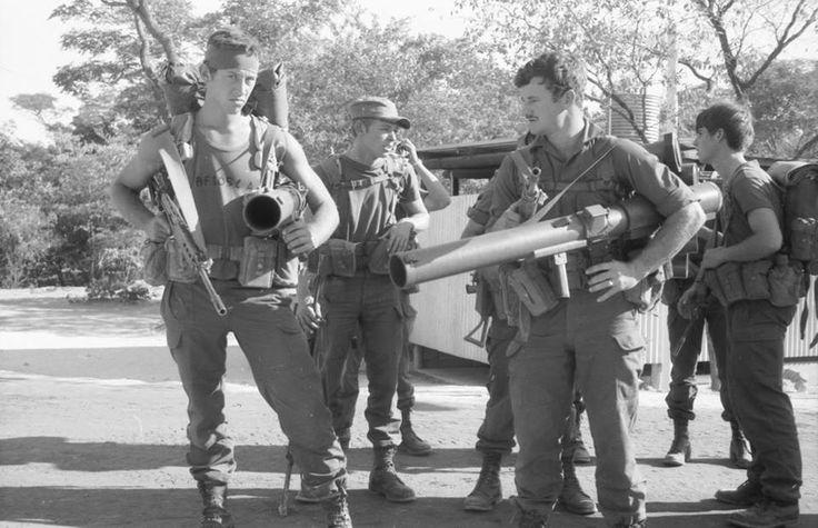89mm Ft-5-SADF Anti- Tank Rocket Launchers