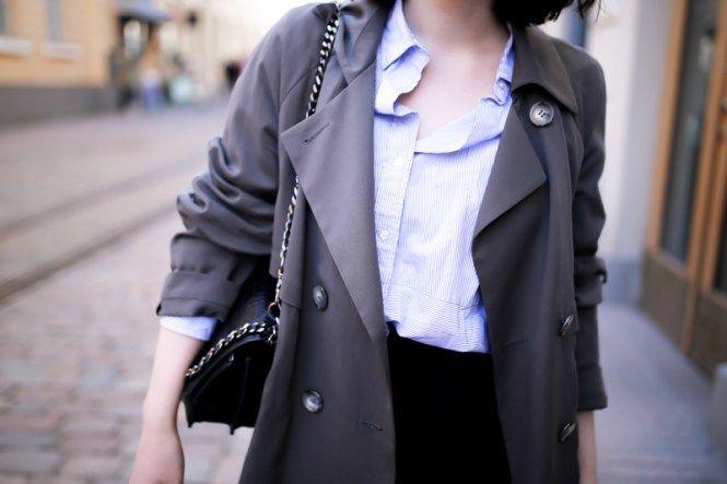 Dixi Coat | Camilla Czakan  #fashionblogger #fashionblog #scandinavian #finnishdesign #kevättakki #springfashion #springcoat