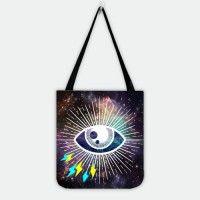 Galaxy In Sight Shopper Tote Bag