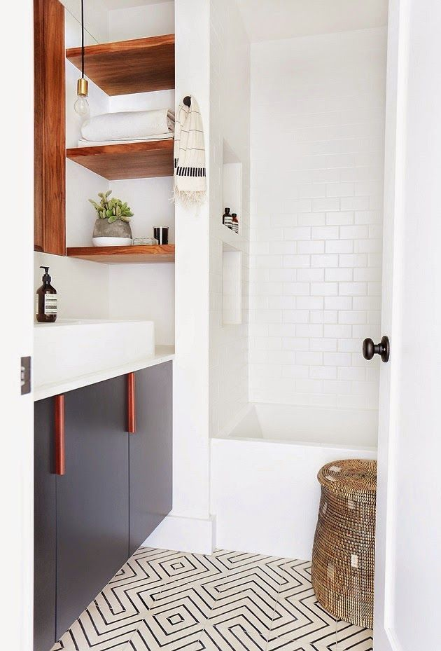 267 best precedents bathrooms images on pinterest for Californian bungalow bathroom ideas