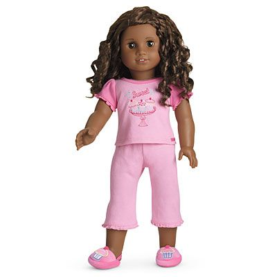 American Girl 174 Sale Sweet Treats Pajamas For Dolls